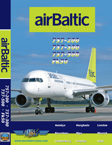 World Air Routes: Air Baltic (Just Planes) (Just Planes) [2009 �., �������������� �����, DVDRip]