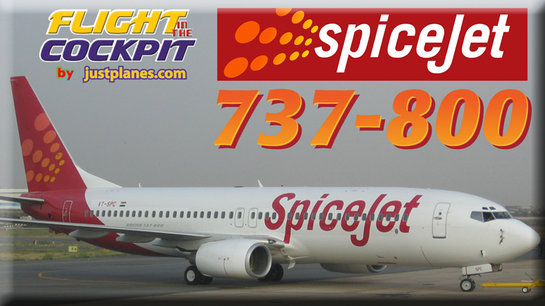 planes used by spicejet